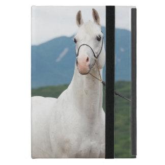 Capa iPad Mini coleção do cavalo. árabe