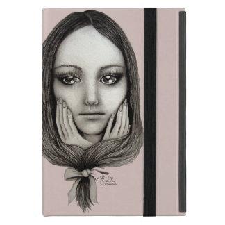 Capa iPad Mini Como uma boneca