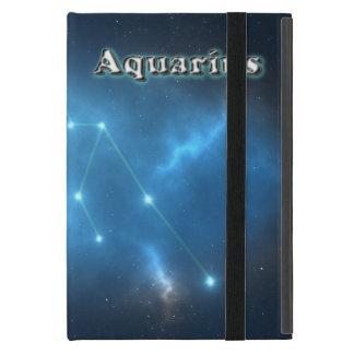 Capa iPad Mini Constelação do Aquário