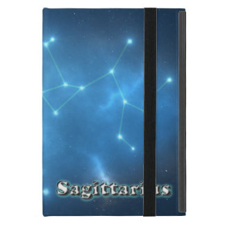 Capa iPad Mini Constelação do Sagitário