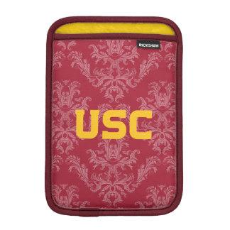 Capa iPad Mini Cor damasco dos Trojan   de USC