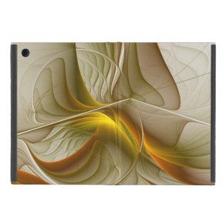 Capa iPad Mini Cores de metais preciosos, arte abstrata do