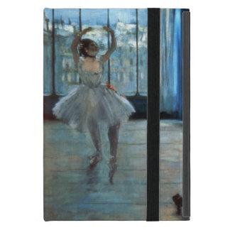 Capa iPad Mini Dançarino de Edgar Degas | na frente de uma janela
