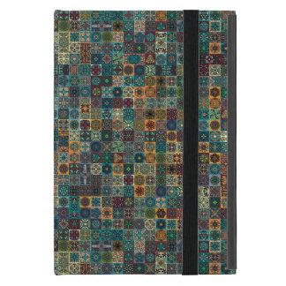 Capa iPad Mini Design abstrato colorido do teste padrão do