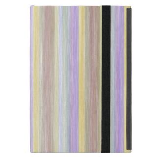 Capa iPad Mini design do estilo das cores pastel do livro da