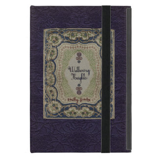 Capa iPad Mini Design do livro do vintage de Wuthering Heights