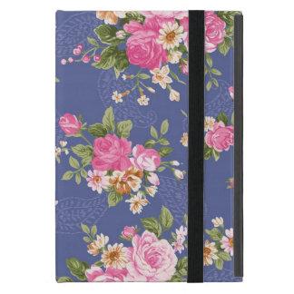 Capa iPad Mini Design floral bonito