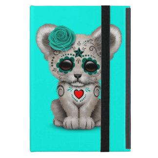 Capa iPad Mini Dia azul do leão Cub inoperante
