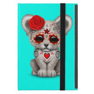 Capa iPad Mini Dia vermelho do leão Cub inoperante