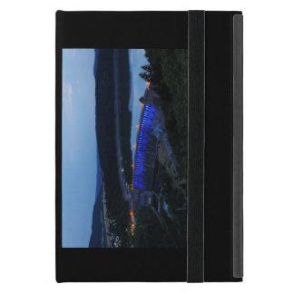 Capa iPad Mini Edersee Staumauer iluminado ao cair da tarde