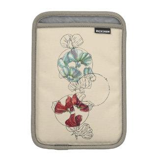 Capa iPad Mini ervilhas doces