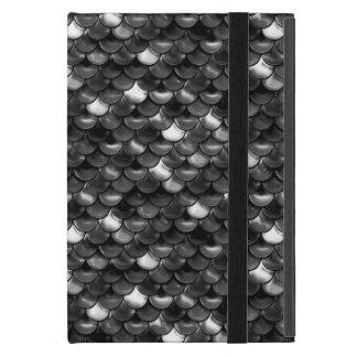 Capa iPad Mini Escalas preto e branco de Falln