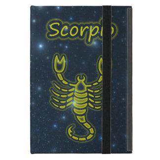 Capa iPad Mini Escorpião brilhante