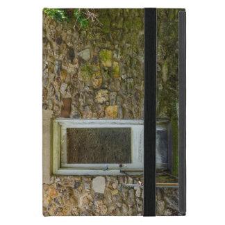 Capa iPad Mini Esta parede velha da rocha