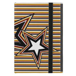 Capa iPad Mini Estrela e listras Funky