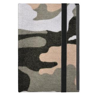 Capa iPad Mini Exército - camuflagem