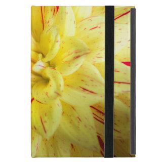 Capa iPad Mini Flor amarela