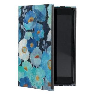 Capa iPad Mini Flores do índigo
