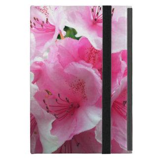 Capa iPad Mini Flores florais cor-de-rosa de Falln