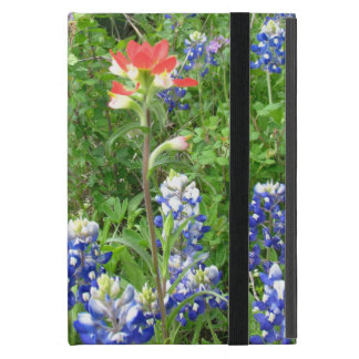 Capa iPad Mini Flores selvagens de Texas