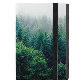 Capa iPad Mini Floresta verde bonita selvagem e livre