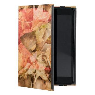 Capa iPad Mini Folhas de outono