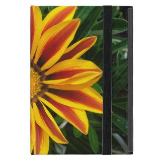 Capa iPad Mini Foto alaranjada bonita da flor de Sun