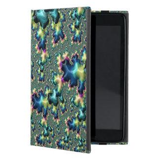 Capa iPad Mini Fractal Funky