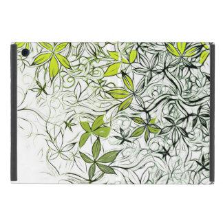 Capa iPad Mini Fundo floral moderno 234