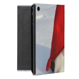 Capa iPad Mini Gnomo escandinavo do Natal