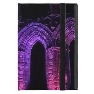 Capa iPad Mini Gótico dos arcos góticos da abadia de Whitby