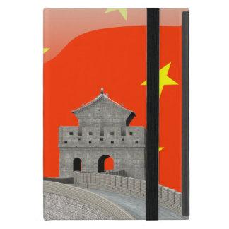 Capa iPad Mini Grande Muralha de China