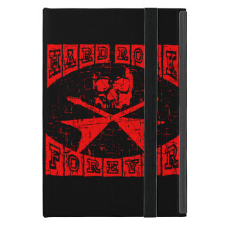 Capa iPad Mini hard rock para sempre
