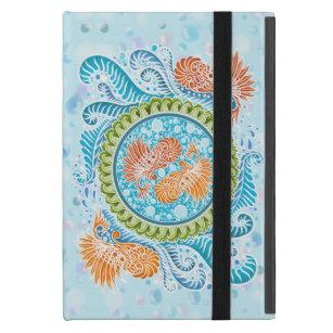 Capa iPad Mini Harmonia dos mares, boho, hippie, boémio