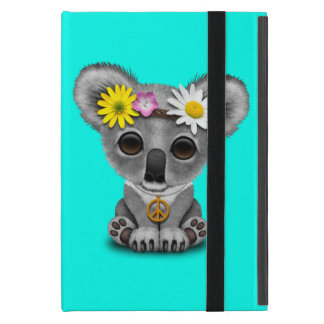 Capa iPad Mini Hippie bonito do Koala do bebê
