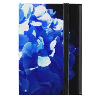 Capa iPad Mini Hydrangea dos azuis cobaltos