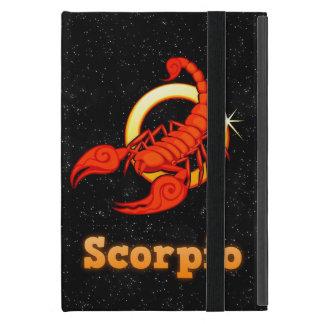 Capa iPad Mini Ilustração da Escorpião