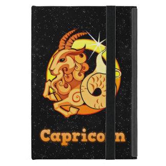 Capa iPad Mini Ilustração do Capricórnio
