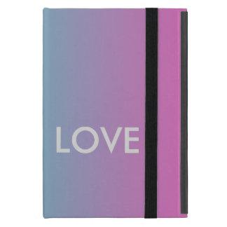 Capa iPad Mini iPad do amor do oceano mini & todo o caso sem