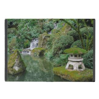 Capa iPad Mini Jardins japoneses calmos
