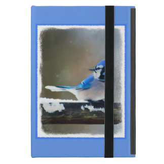 Capa iPad Mini Jay azul