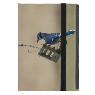 Capa iPad Mini Jay azul de balanço