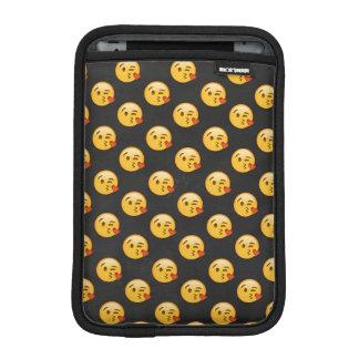Capa iPad Mini Kissy enfrenta o caso do teste padrão de Emoji