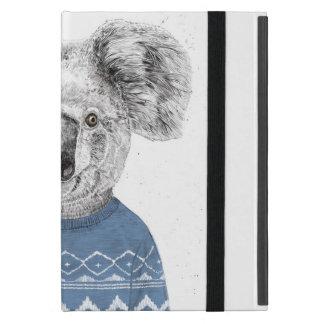 Capa iPad Mini Koala do inverno