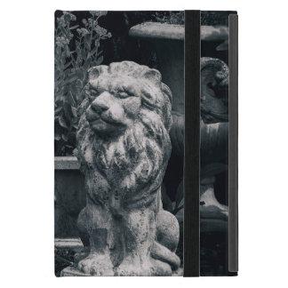 Capa iPad Mini Leões do jardim