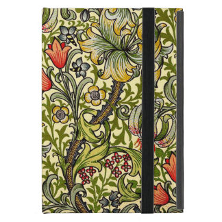 Capa iPad Mini Lírio do ouro de William Morris