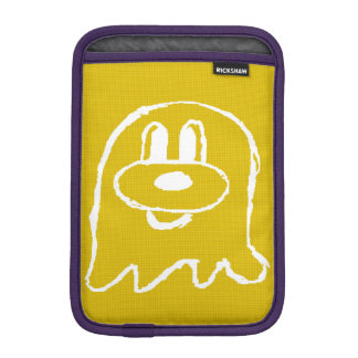 Capa iPad Mini Luva do rickshaw de Ipad do 鬼鬼 do ouro mini
