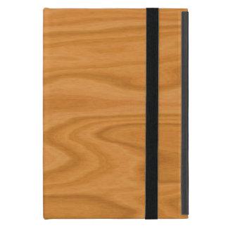 Capa iPad Mini Luz - madeira marrom