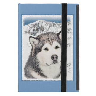Capa iPad Mini Malamute do Alasca