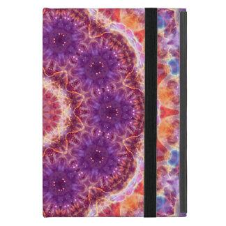 Capa iPad Mini Mandala cósmica da convergência
